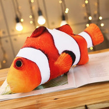Load image into Gallery viewer, Catnip Fish Toys