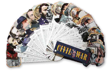 CIVIL WAR Fandex Field Guide