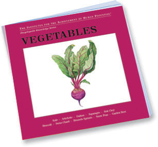 VEGETABLES Bit of Intelligence Cards