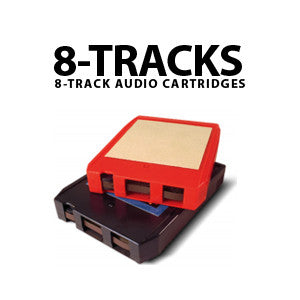 8-Track Tape to CD or File