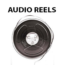 "1/4"" Audio Reel Digitizing"