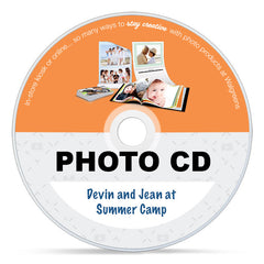 Photo CD / DVD Transfer