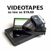 Videotape Digitizing