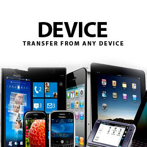 Device Downloads - IOS, Android and more.