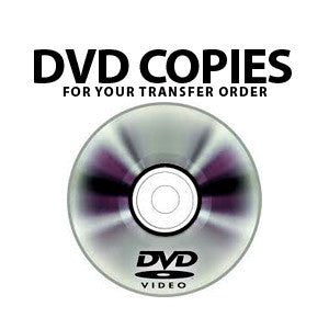 Extra DVD Copies
