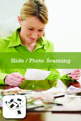 Photo and Slide Scanning