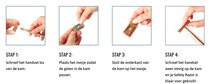 Afbeelding in Gallery-weergave laden, Safety Razor (incl 5mesjes)