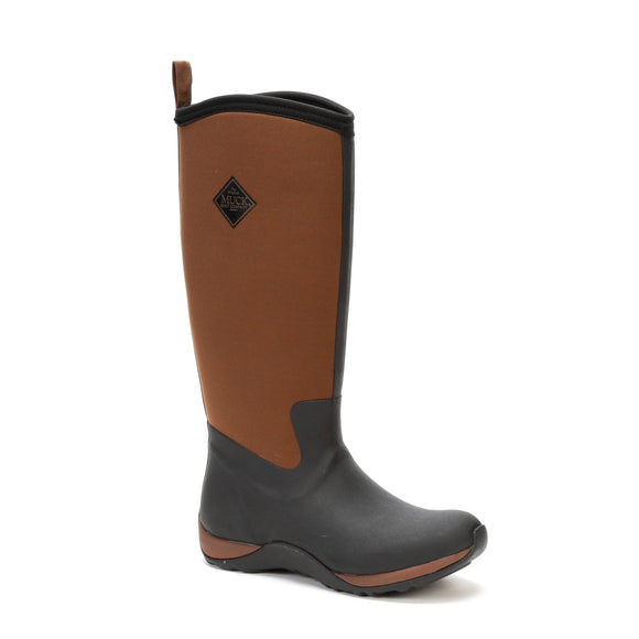 Muck Boot Arctic Adventure Black / Brown (WAW-090)