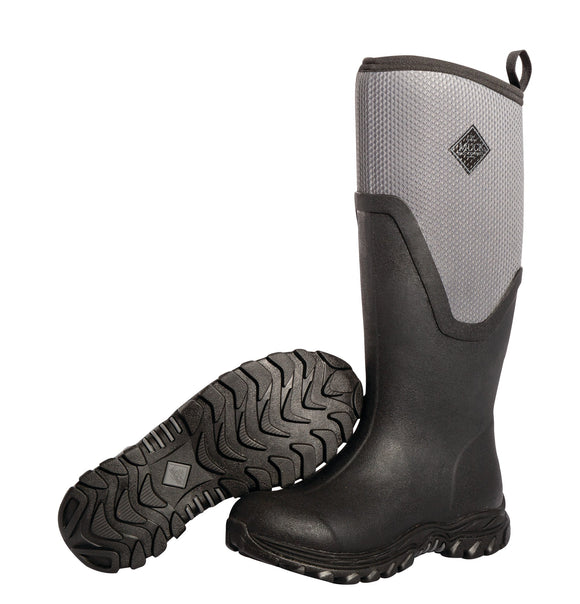 Muck Boot Arctic Sport II Tall Woman Black/Grey