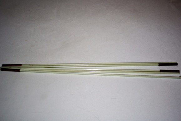 Dbug spart part. Fiber glass tube