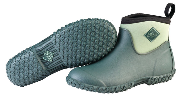 Muck Boot Muckster II Ankle Woman Green