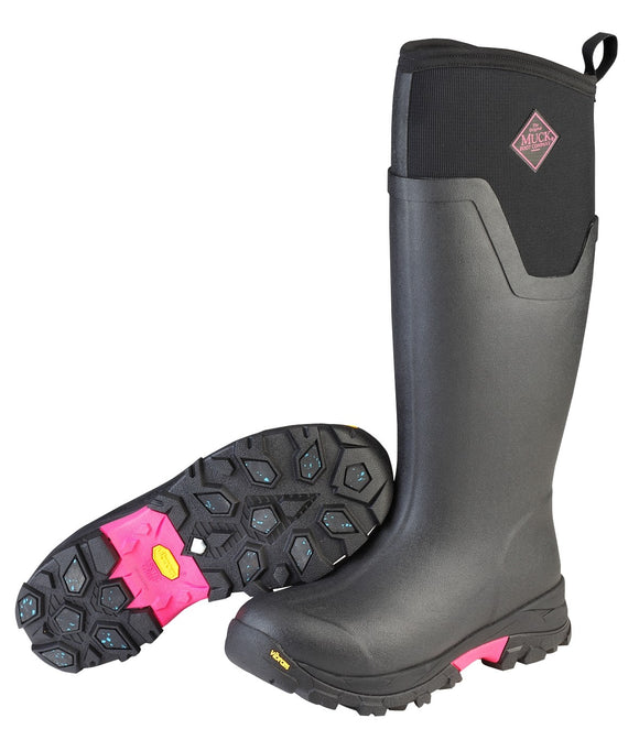 Arctic Ice Tall Woman Black/Pink