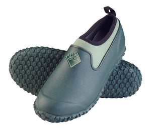 Muckster II Low Women Green