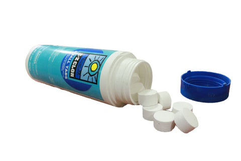Chlorine Tablets