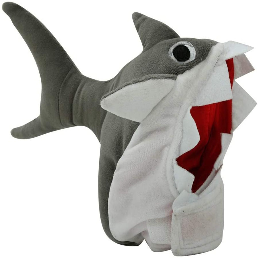 'MY SHARK HEAD SUIT'