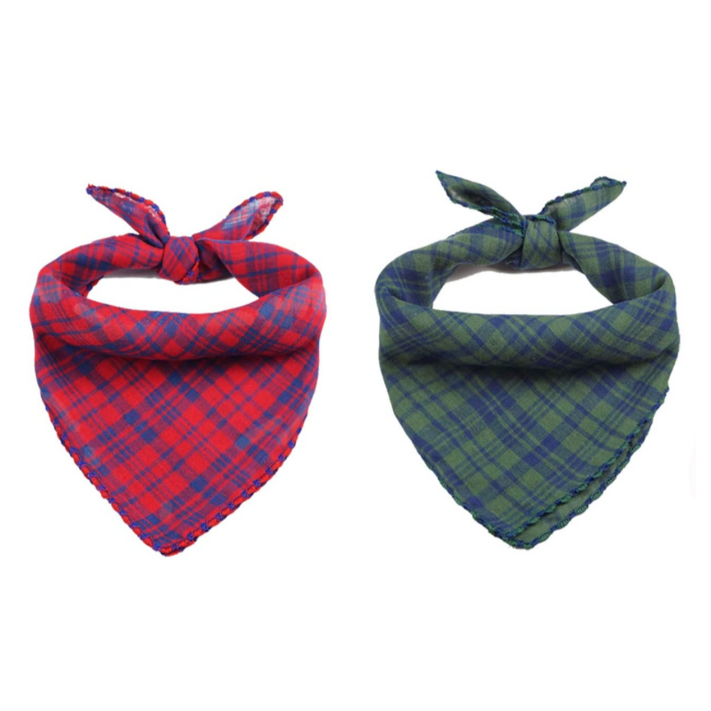 'MY PLAID SCARVES'