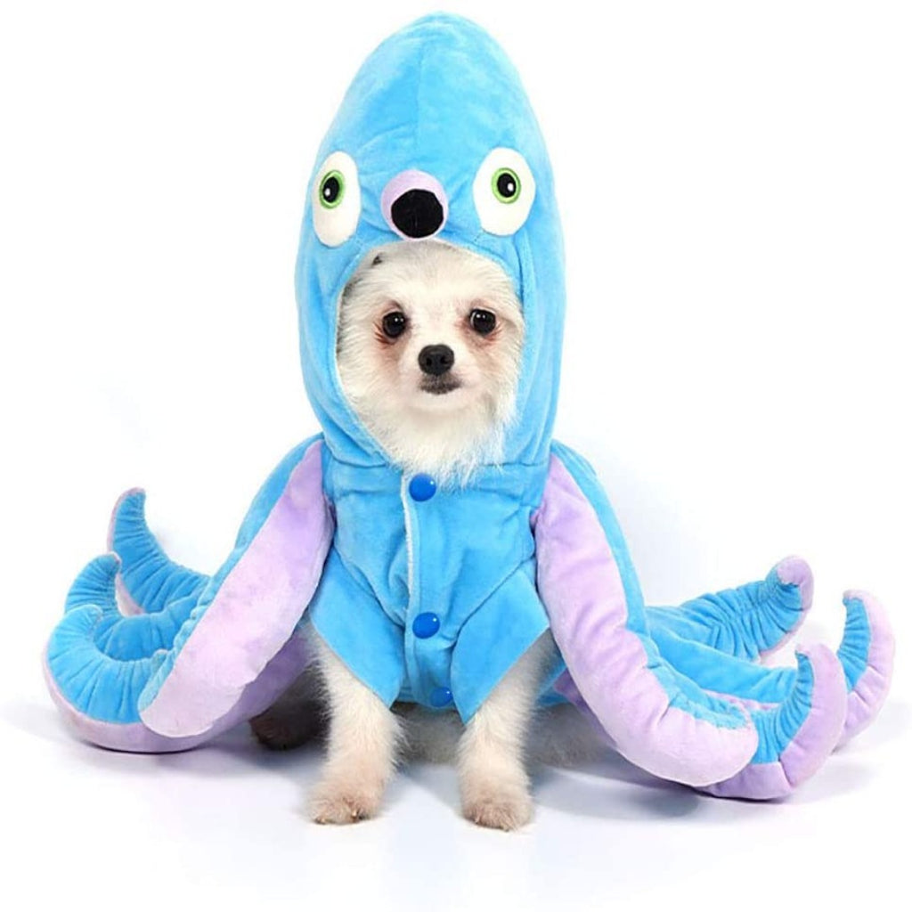 'MY OCTOPUS SUIT'