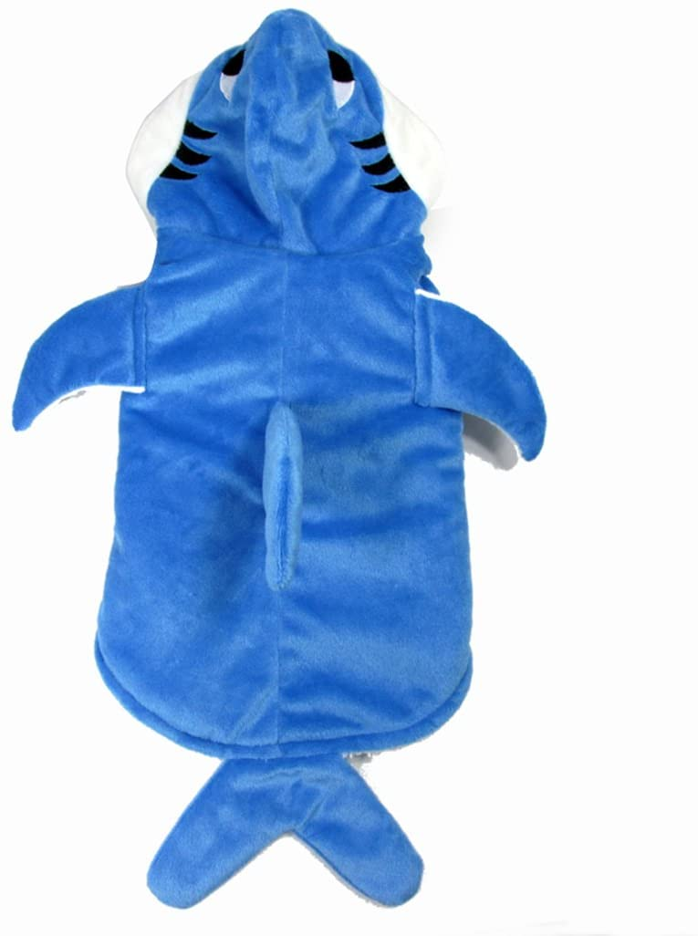 'MY BLUE SHARK SUIT'