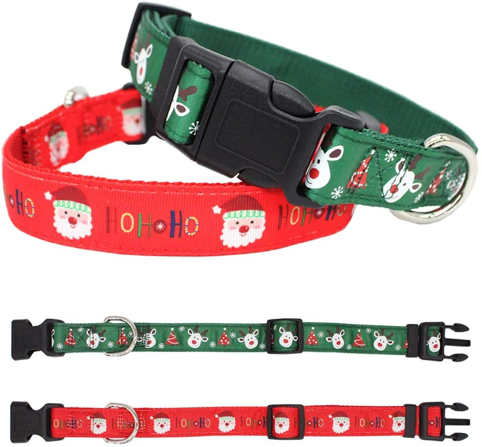 'MY SANTA CLAUS COLLAR'