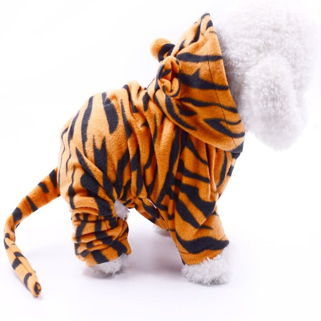 'MY TIGER SUIT'