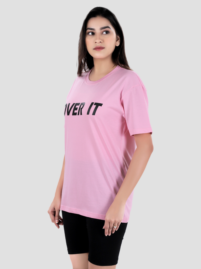 Over It Over-sized T-shirt