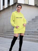 Over-sized Wellness Women Hoodie