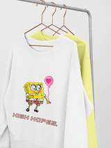 High Hopes Over-sized Sweatshirt