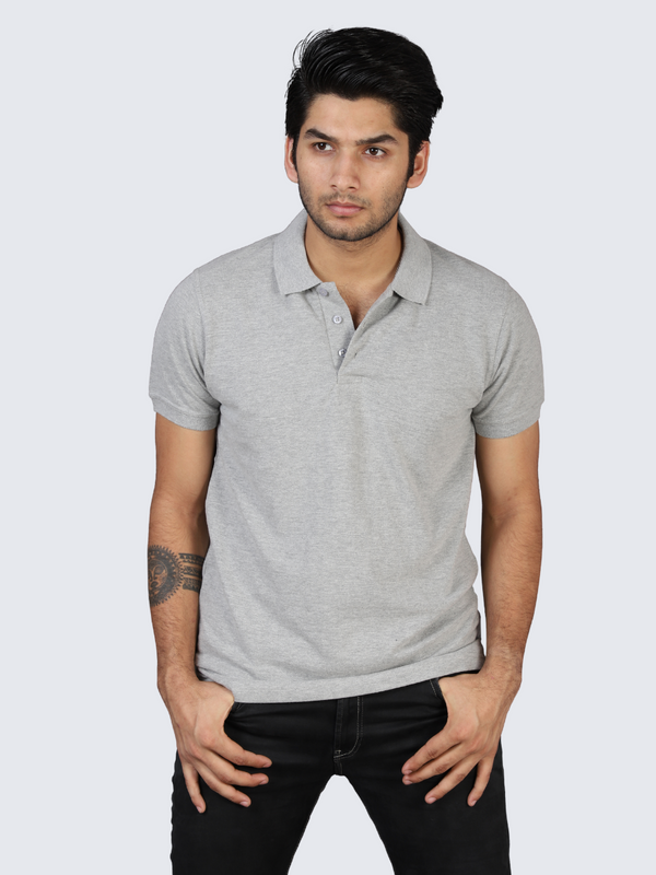 Grey Area Polo T-shirt