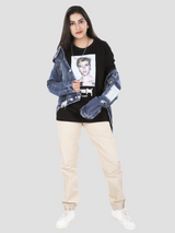 Justin Bieber Premium Over-Sized T-shirt
