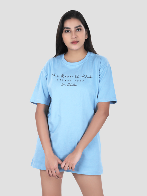 Emprall Club Over-Sized  T-shirt