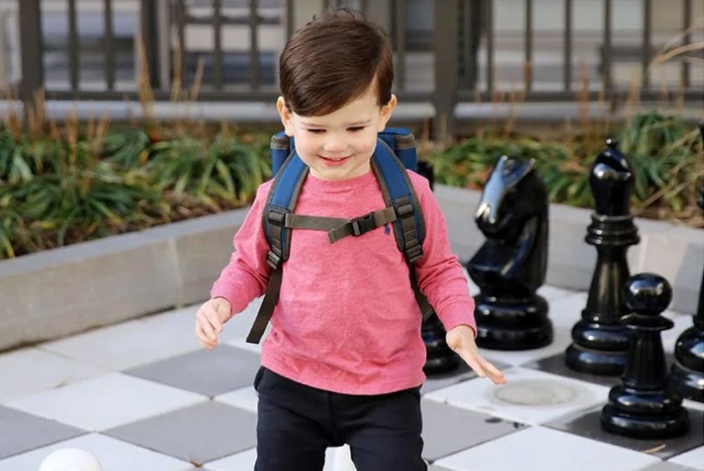 Child Harness Tips & Safety Benefits Everyone Can Get on Board With