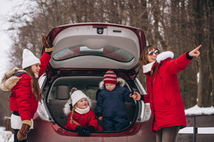 8 Tips for Traveling with your Baby during the Holidays