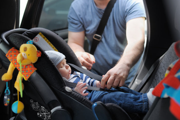 Baby's First Car Ride: 10 Must-Know Car Safety Tips for Newborns