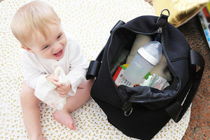How to Pack a Diaper Bag: 8 Must-Have Tips to Help Keep Things Organized