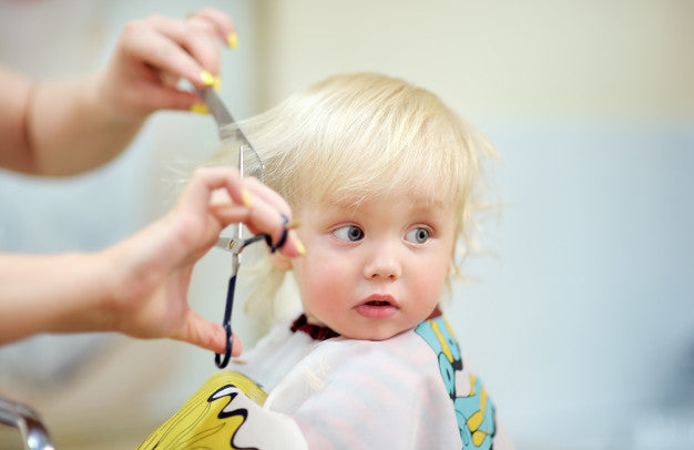 Baby Haircut Tips: How to Do It Yourself and Keep Anxiety Low