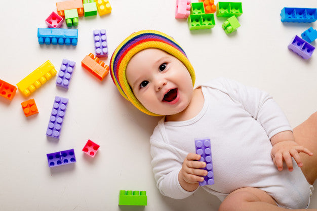 Easy-to-Use Baby Developmental Milestones Checklist