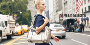 stylish diaper bags