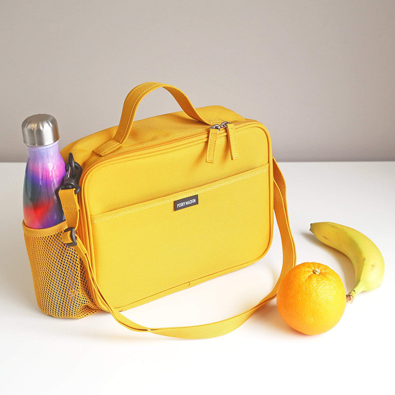 Charlie Lunch Bag - Durable, Water-Resistant, Insulated Kids Lunch Box