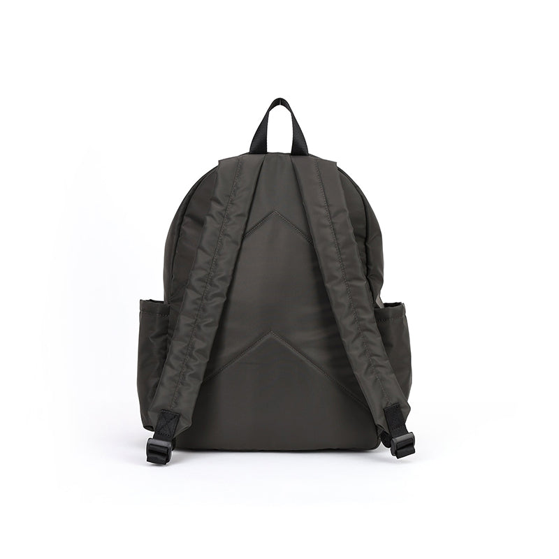 Perry Mackin PARIS BACKPACK - Quilted Grey