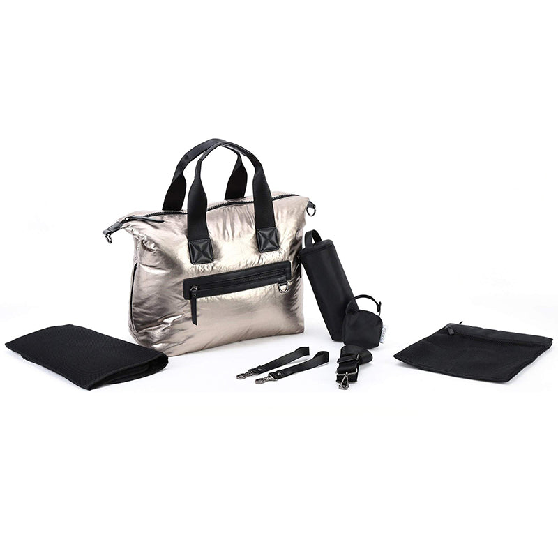 Large & Stylish City Diaper Bag