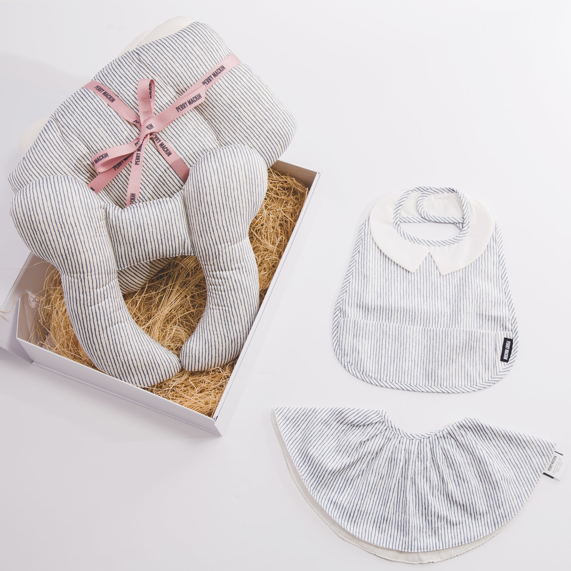 Organic Cotton Blessing Gift Set