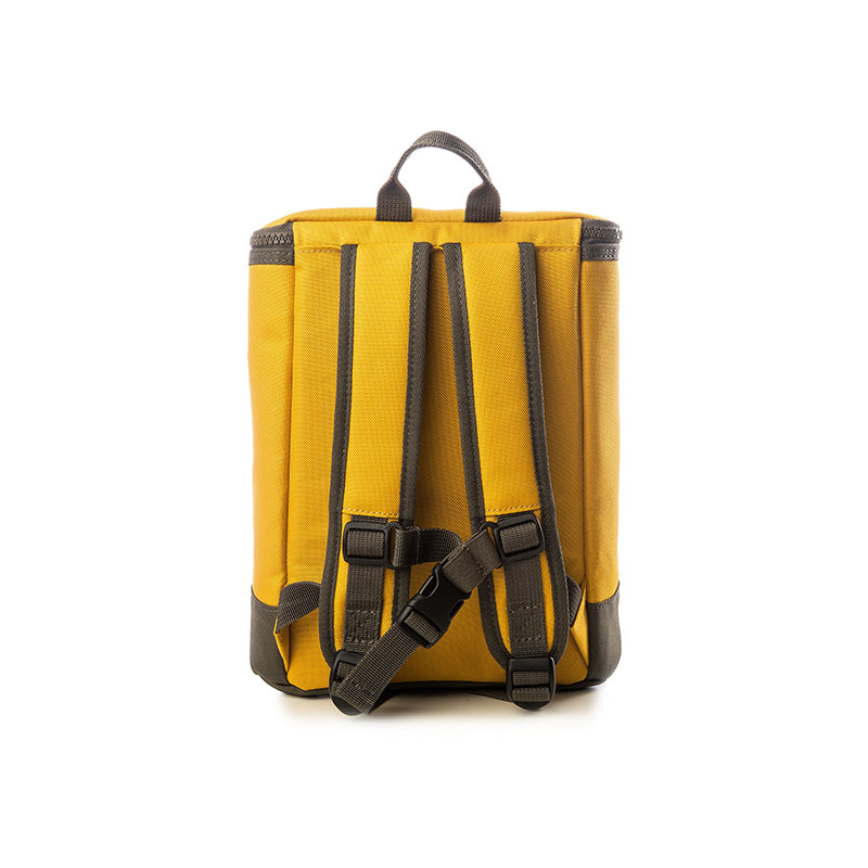 toddler harness backpack - yellow