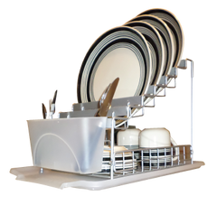 Multilevel Dish Rack / Organizer Small