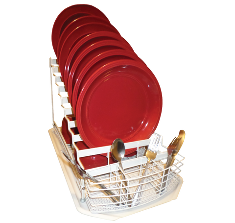 Multilevel Dish Rack / Organizer Large