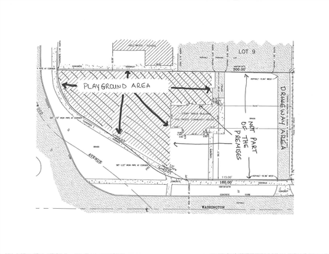HCA land leased by District 96 for expanded playground