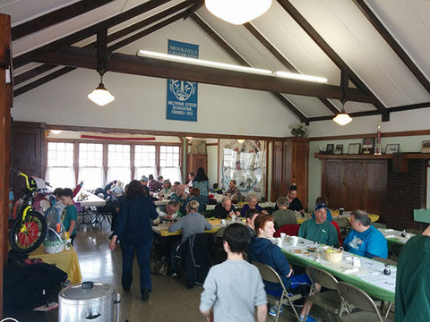 The Annual Pancake Breakfast at the Hollywood House