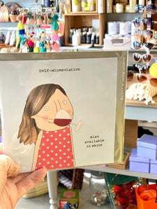 Self Isolating Greeting Card