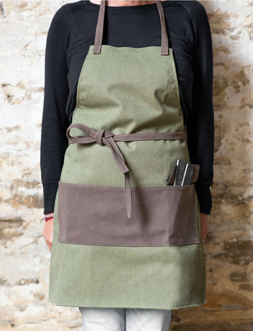 Garden Apron- Canvas