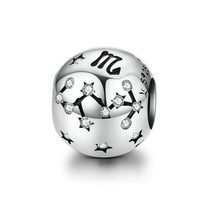 Customizable Zodiac Charms - No imperfection