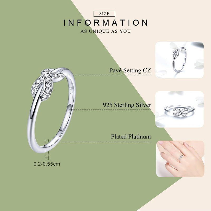 Infinity Ring - No imperfection